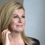 Президент Хорватии назвала албанцев братьями по оружию