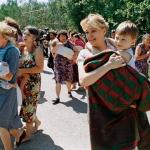 Русские возвращаются в Чечню